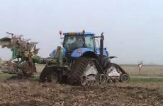 new holland t7060 sur chenille, a vous de choisir