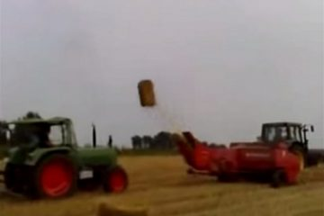 compilation humouristique de tracteur