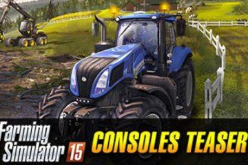 farming simulator 15 console