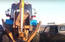 compilation de tracteurs les plus étranges