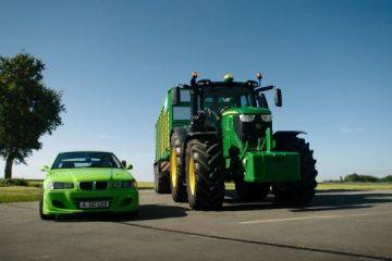tracteurs série 6R