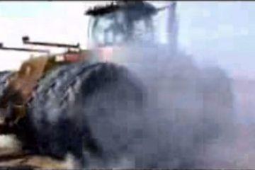 Challenger MT900 Burnout