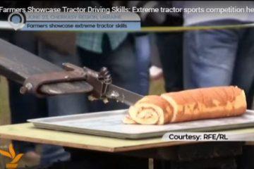 concours d'habilités en tracteurs